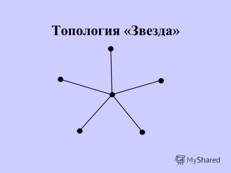Топология «Звезда»