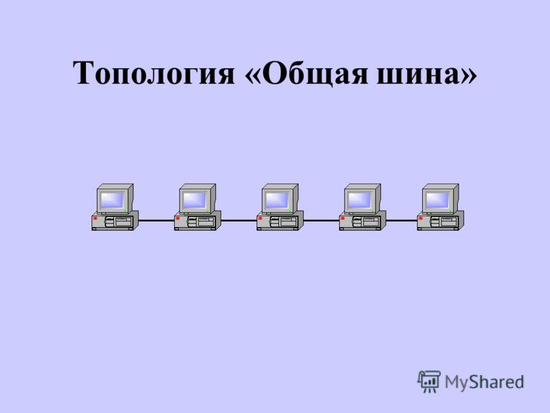 Топология «Общая шина»