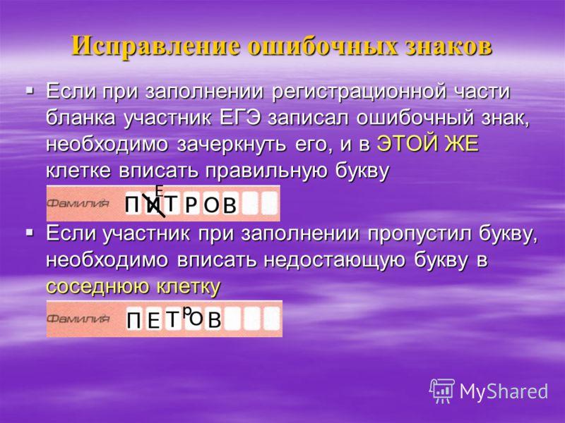 Пример заполнения бланка по русскому языку, 2, 5, 9 Б Ы Т О В А В Ш И Х Р А Н Е Е П Р И С Т А ВО Ч НЫ Й С У Ф Ф И К С А Л Ь Н Ы Й