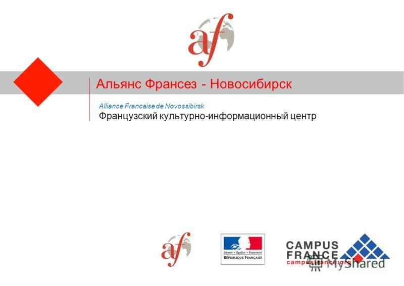 Альянс Франсез - Новосибирск Alliance Francaise de Novossibirsk Французский культурно-информационный центр