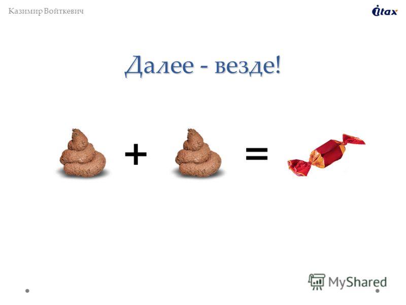 Казимир Войткевич Далее - везде! =+