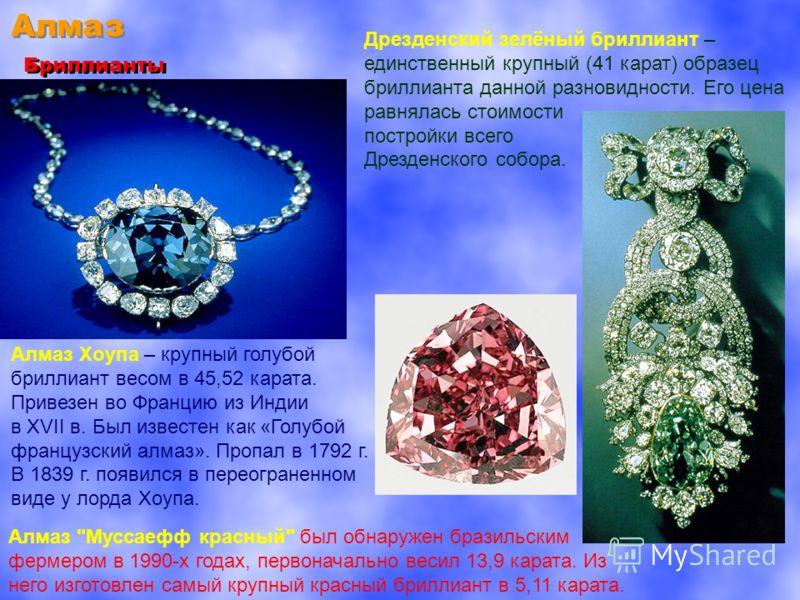 Алмаз Бриллианты Алмаз