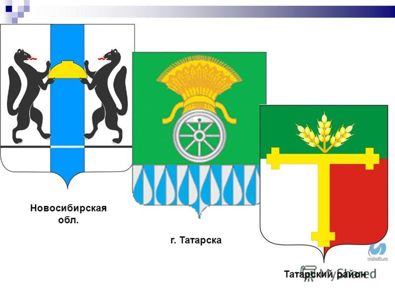 Новосибирская обл. г. Татарска Татарский район