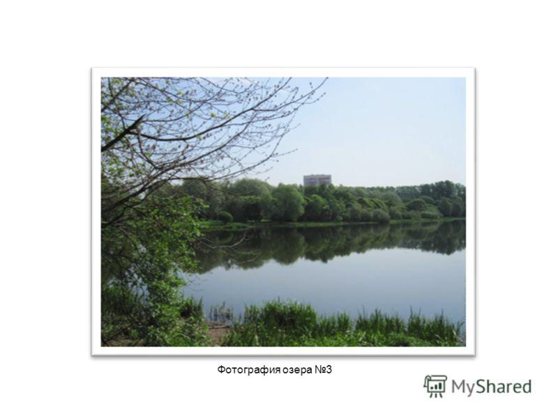 Фотография озера 3