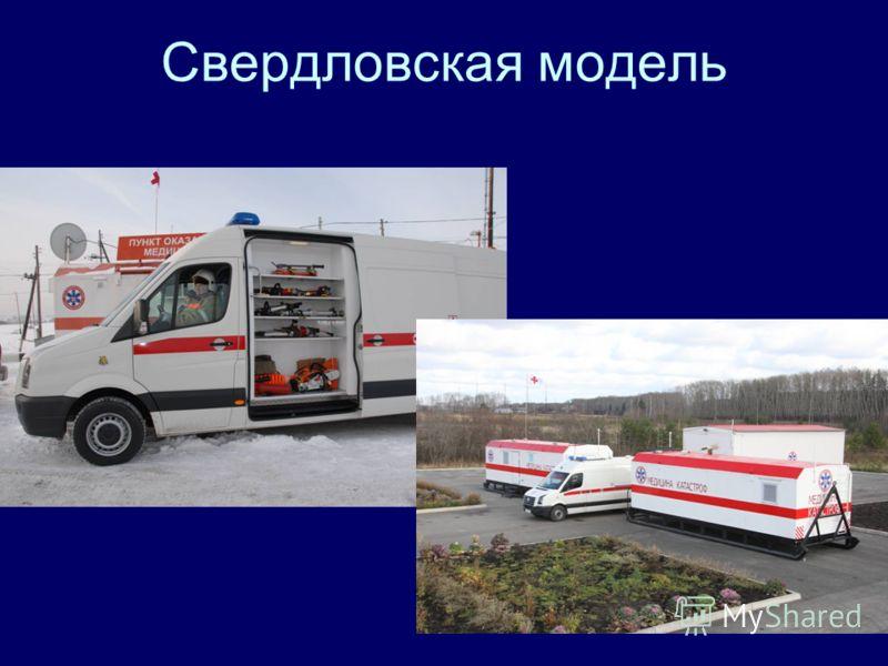Свердловская модель