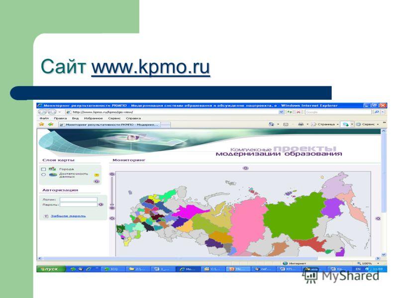 Сайт www.kpmo.ru www.kpmo.ru