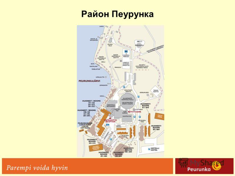 Район Пеурунка