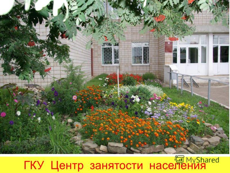 ГКУ Центр занятости населения