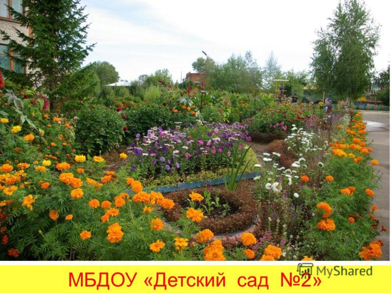 МБДОУ «Детский сад 2»