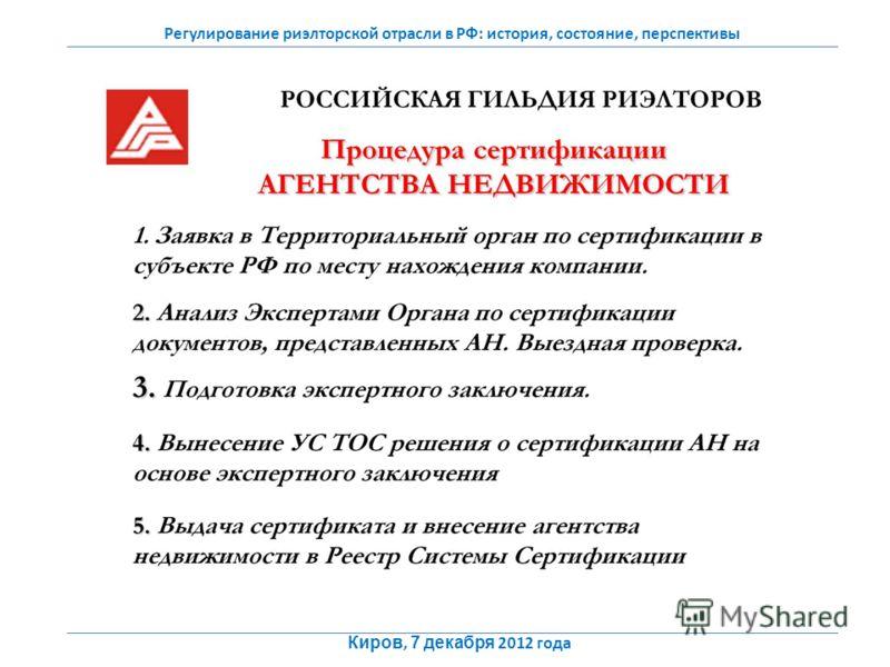 Киров, 7 декабря 2012 года