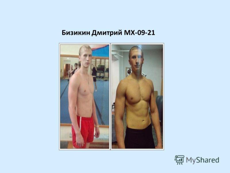 Бизикин Дмитрий МХ-09-21