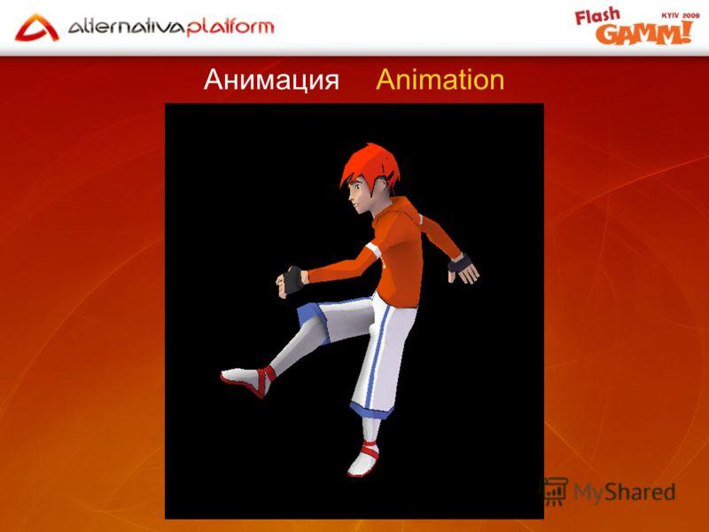 Анимация Animation