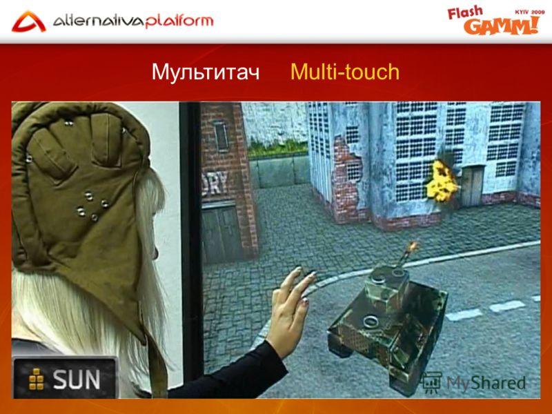 Мультитач Multi-touch