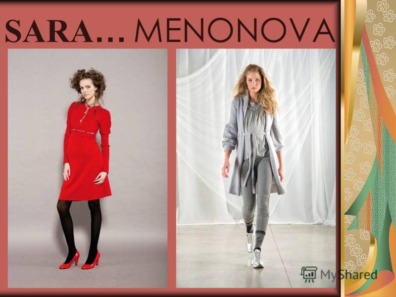 SARA … MENONOVA