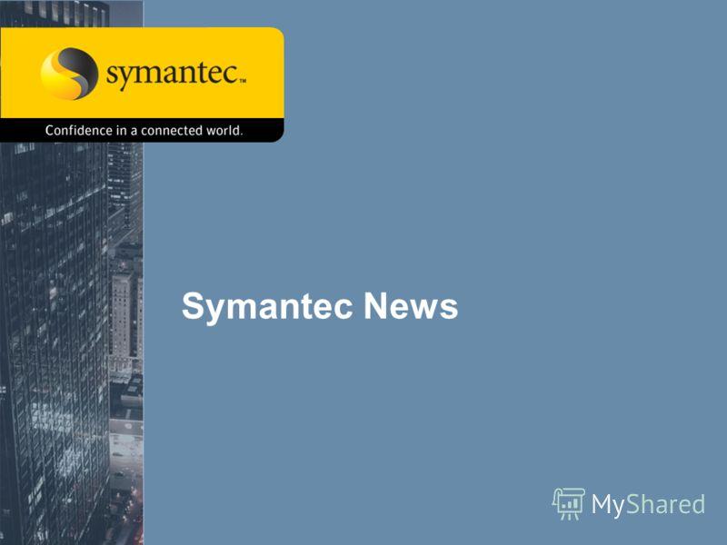3 Symantec News