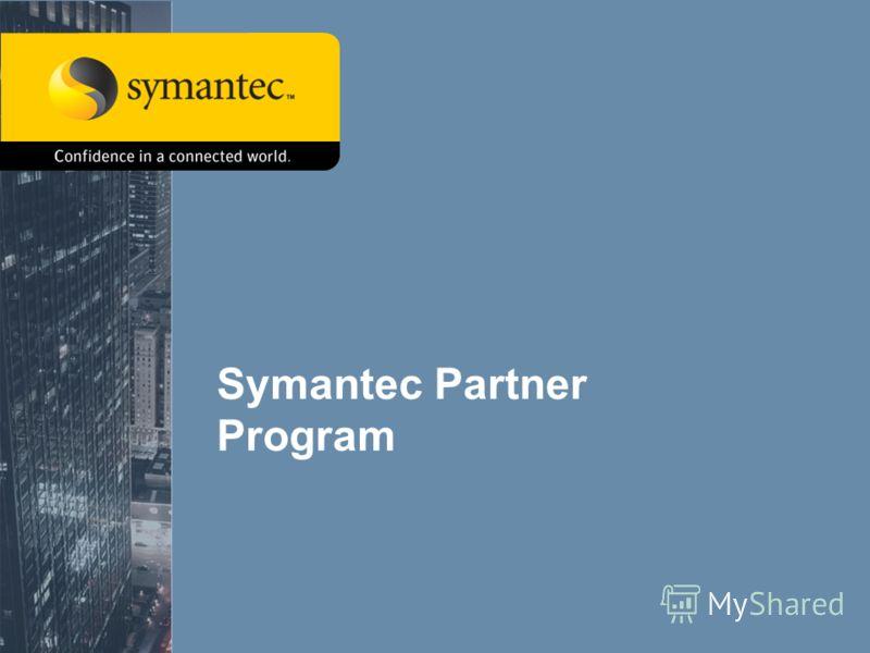5 Symantec Partner Program