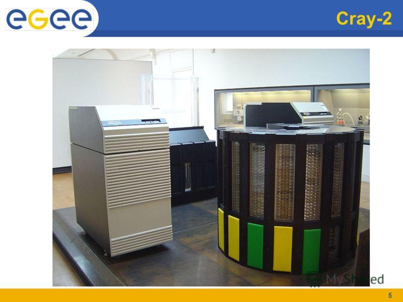5 Cray-2
