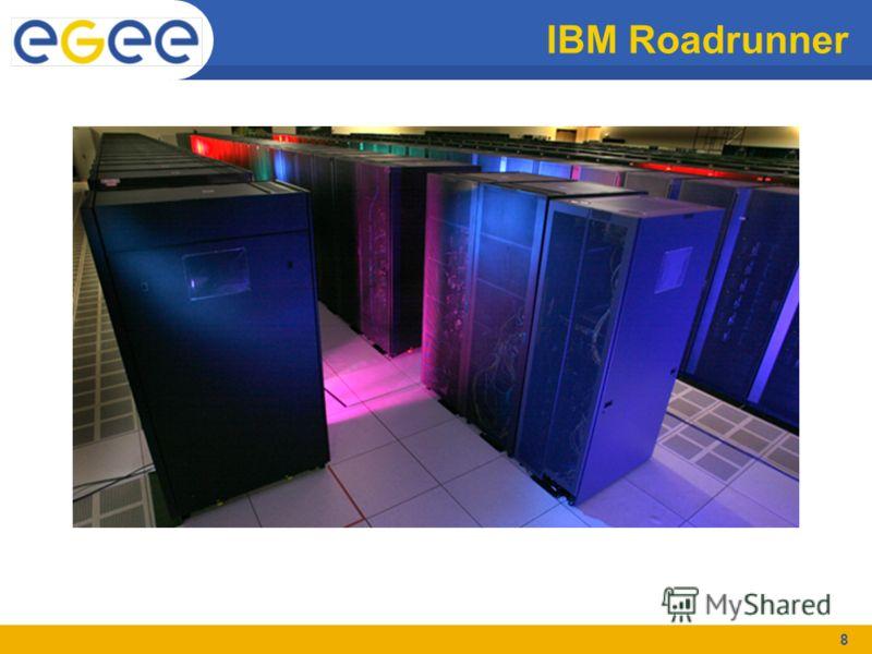 8 IBM Roadrunner