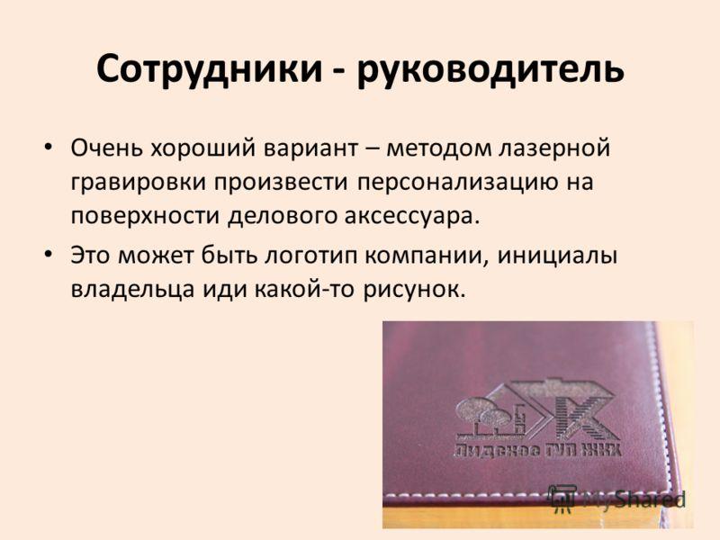 Дизайн аксессуары кабинета руководителя