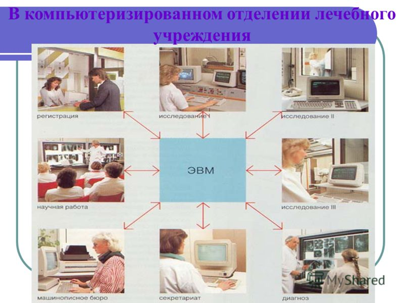 Компьютеры в медицине
