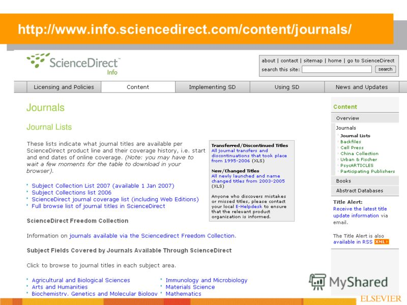 http://www.info.sciencedirect.com/content/journals/