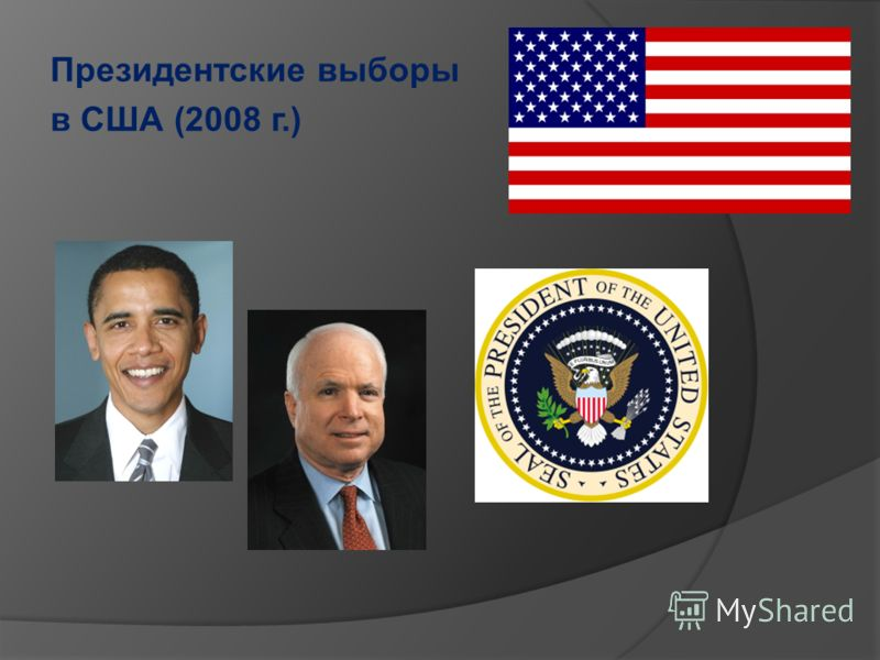 Президентские выборы в США (2008 г.)