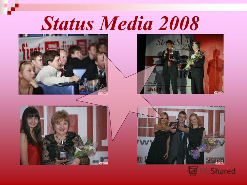 Status Media 2008