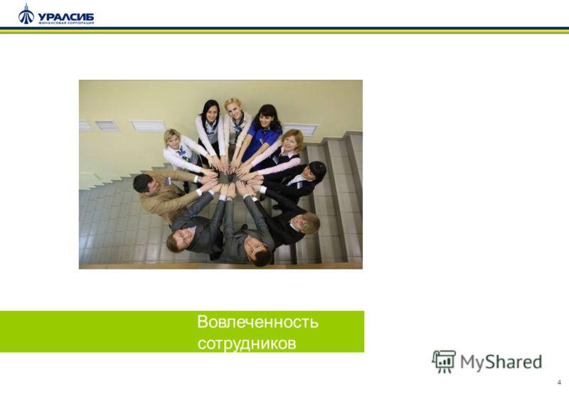 4 Вовлеченность сотрудников