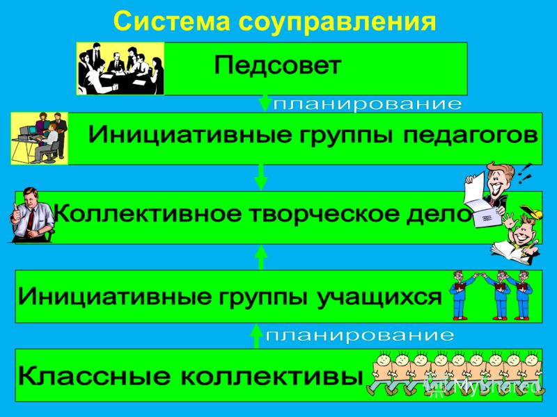 Система соуправления