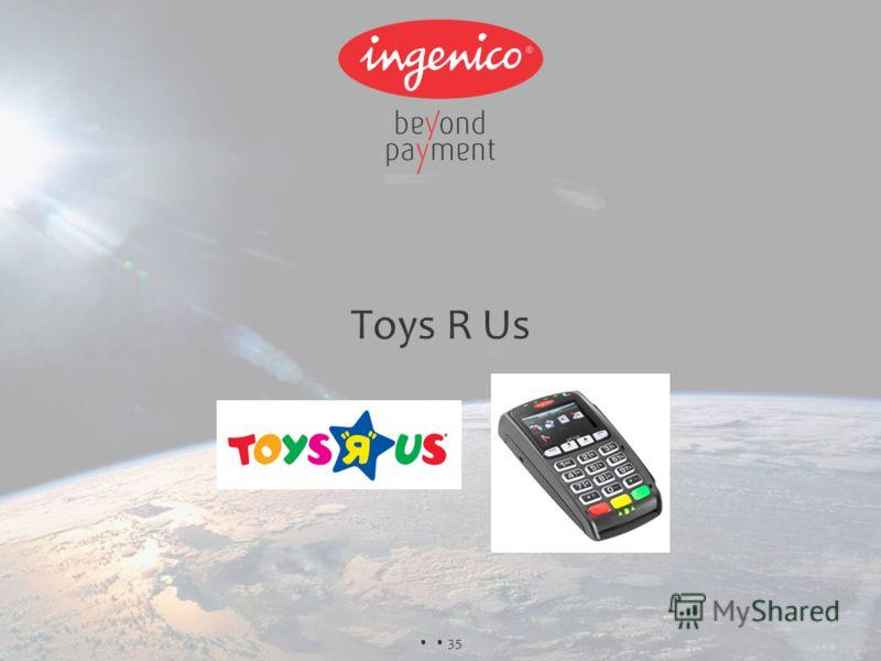 35 Toys R Us
