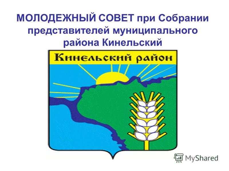 МОЛОДЕЖНЫЙ СОВЕТ при Собрании представителей муниципального района Кинельский