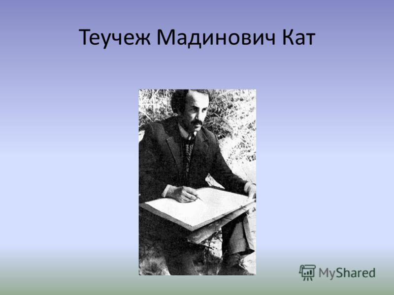 Теучеж Мадинович Кат