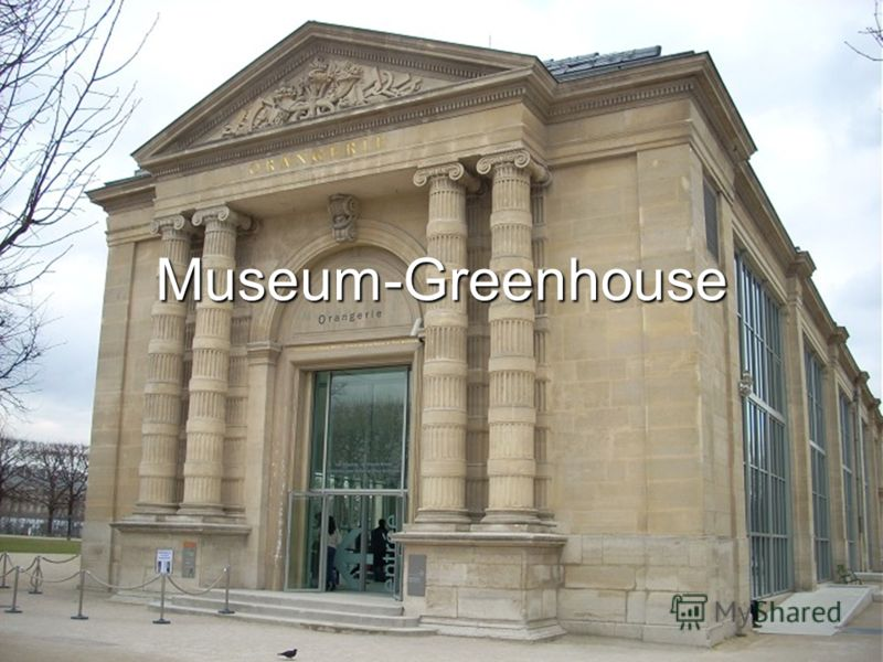 Museum-Greenhouse