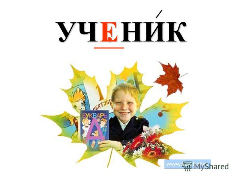 УЧ. НИК Е