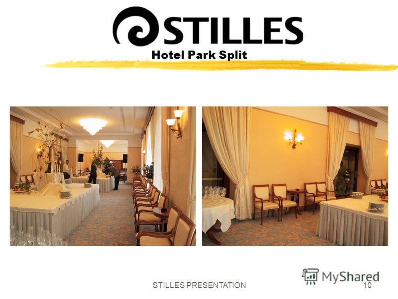 STILLES PRESENTATION10 Hotel Park Split