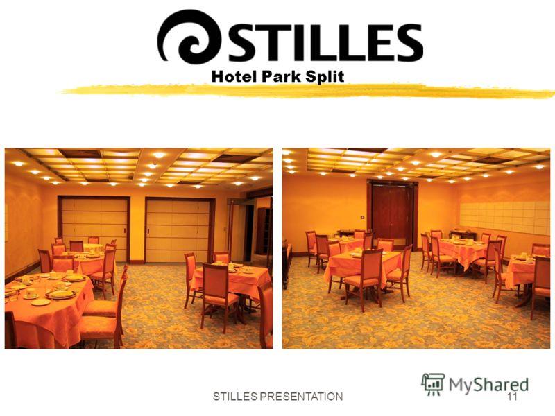 STILLES PRESENTATION11 Hotel Park Split