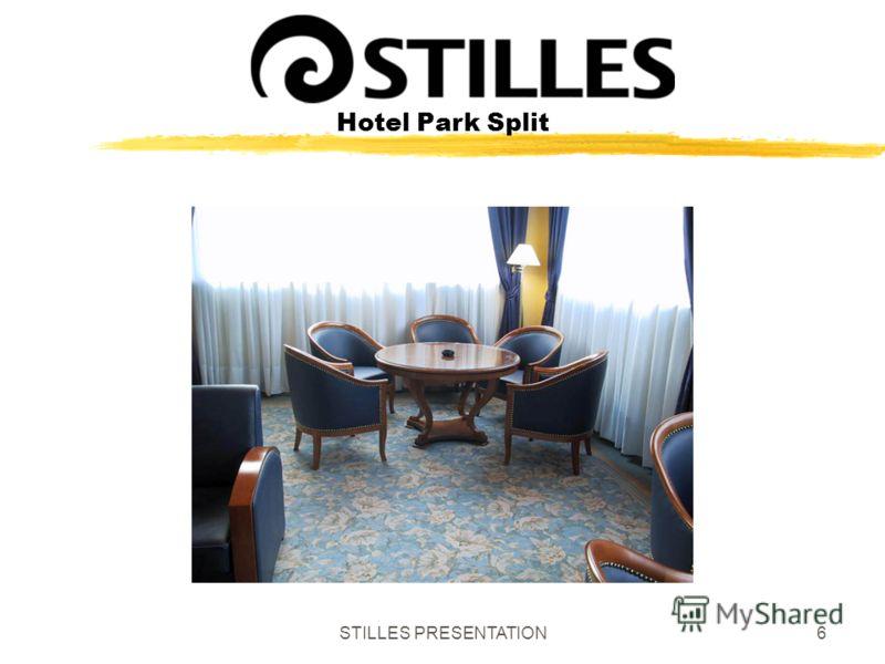 STILLES PRESENTATION6 Hotel Park Split