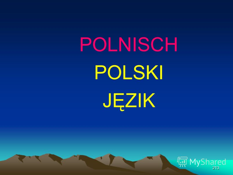 212 SLOWENISCH Vokale 9 Konsonanten 22 31 Buchstaben 25