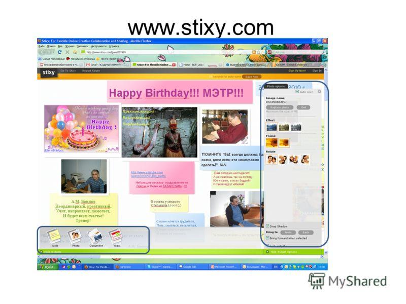 www.stixy.com