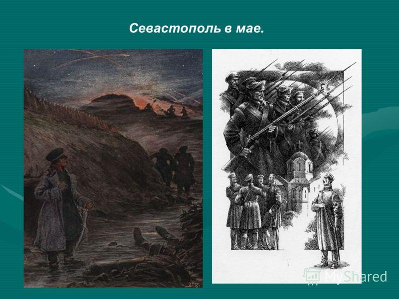 Севастополь в мае.