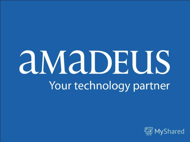 © 2008 Amadeus IT Group SA 27