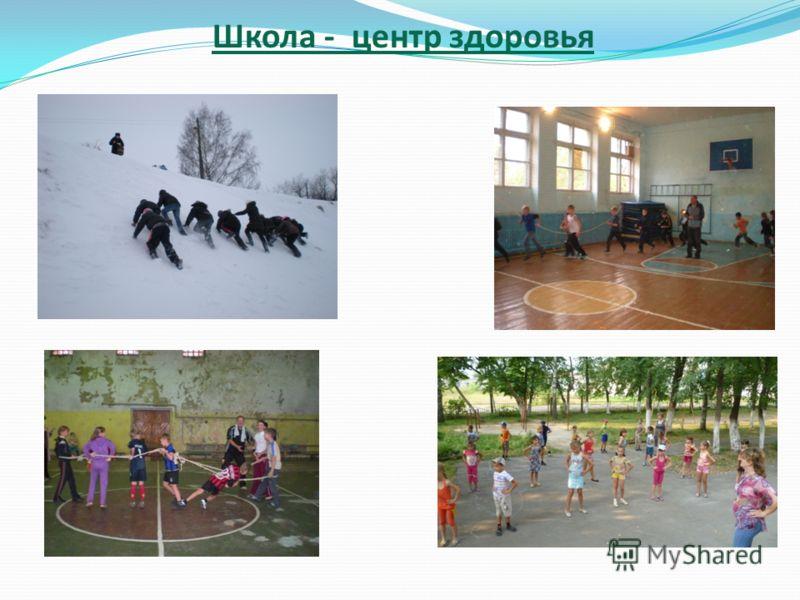 Школа - центр здоровья