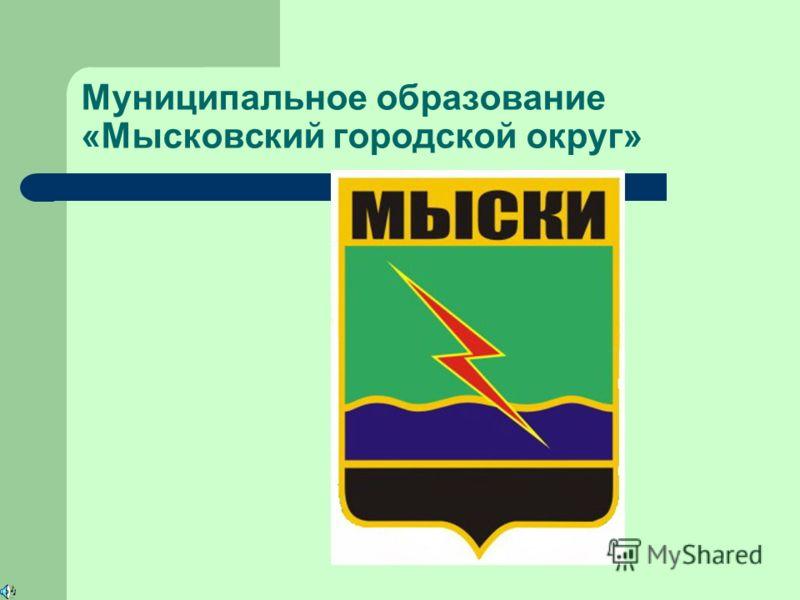 Муниципальное образование «Мысковский городской округ»