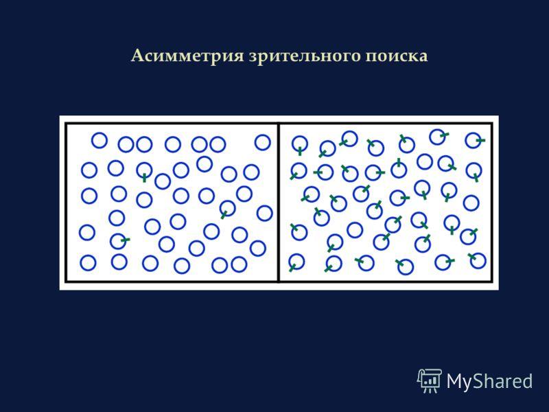 Асимметрия зрительного поиска