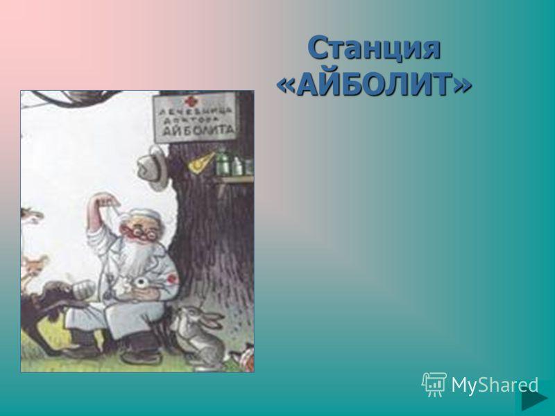 Станция «АЙБОЛИТ»