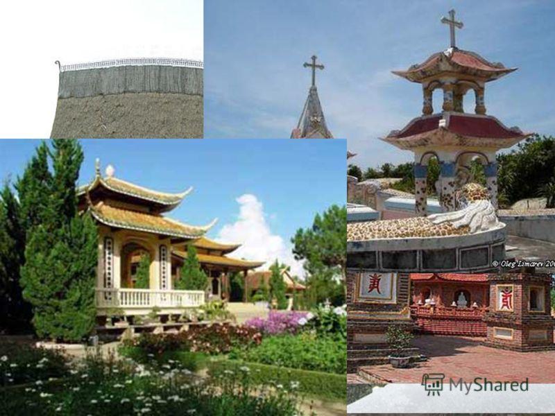 Необыкновенные строения из бамбука вьетнамского архитектора Во Чонг Нгиа