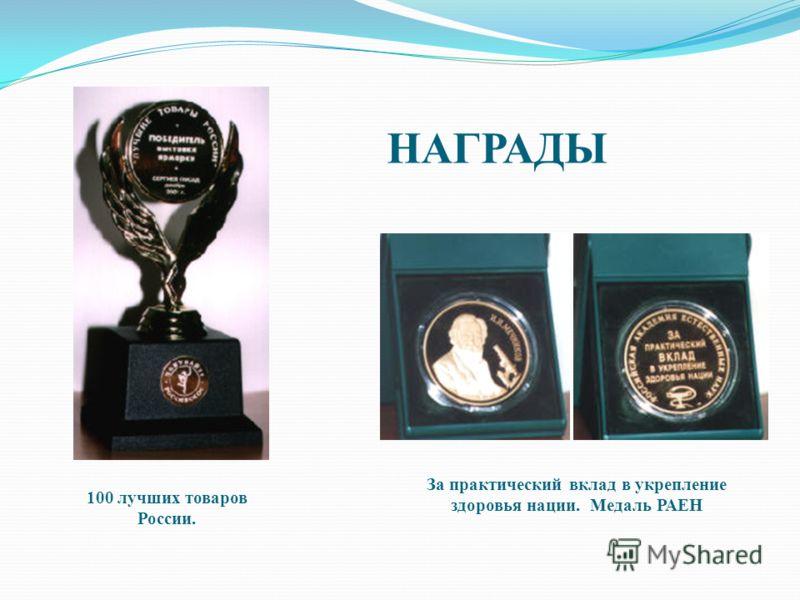 Результаты Клинических Испытаний Более 100 клиник России, Украины, Казахстана, Белоруссии и Европы.