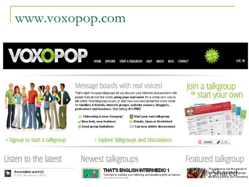 www.voxopop.com