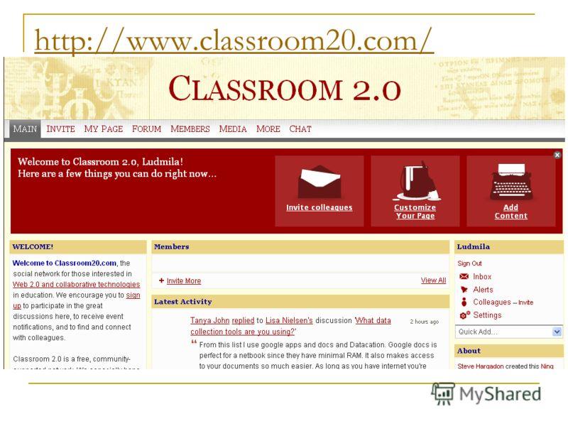 http://www.classroom20.com/