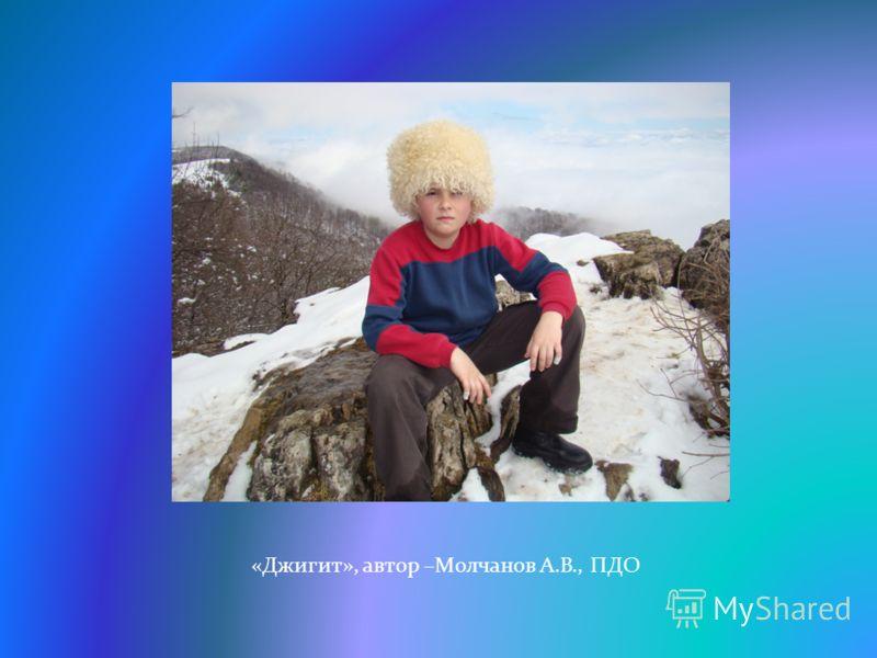 «Джигит», автор –Молчанов А.В., ПДО